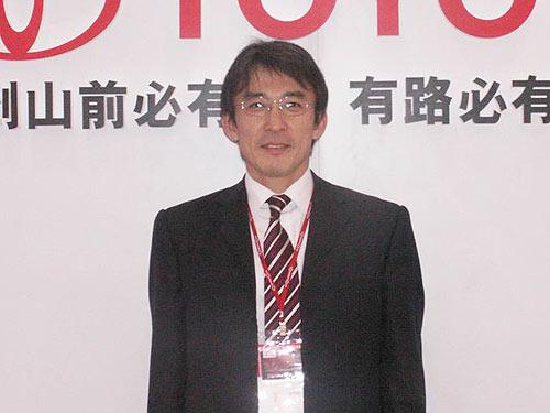 丰田中国投资公司执行副总 野崎 松寿