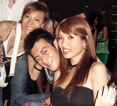 港台八卦陈文媛有男友陪同返回香港而其余五位女主角包括张柏芝
