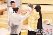 """组图:TVB台庆 夏雨关菊英引发""""蛋糕大战"""""""