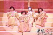 组图:TVB台庆 王祖蓝阮兆祥等恶搞模仿秀