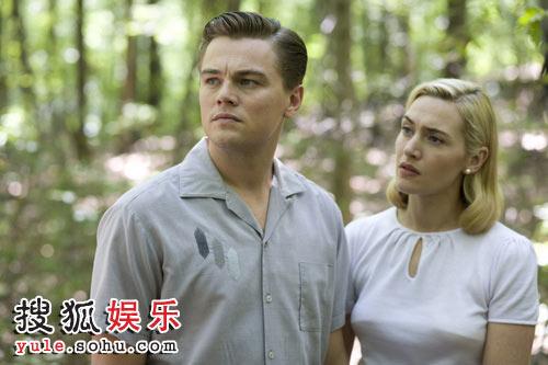 莱昂纳多与凯特在《革命之路》中饰演一对夫妻