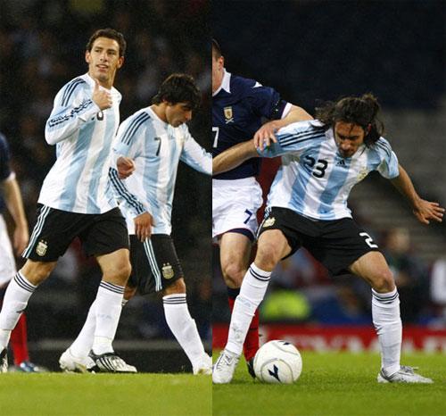 新阿根廷梦幻双翼