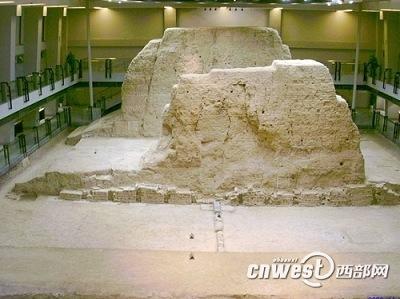 西安含光门遗址博物馆