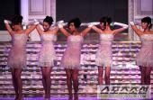 现场:Wonder Girls卖力演出点亮全场