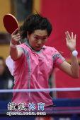 图文:北京女队3-0山东夺冠 李晓霞秀发飞舞