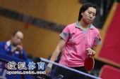 图文:北京女队3-0山东夺冠 李晓霞表情凝重