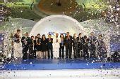 图文:[女足]亚足联女子颁奖仪式 日本成大赢家