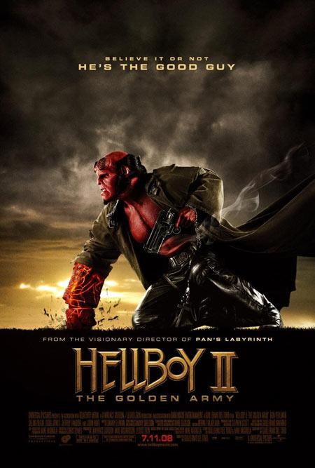 《地狱男爵2》今日在中国内地上映