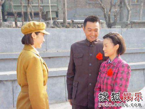 刘向京马剑琪《化剑》剧照