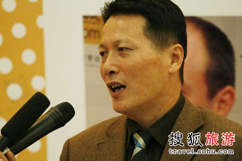 温州市旅游局副局长江巧弟