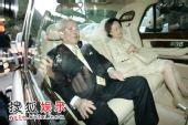 组图:李嘉欣婚礼直击 许世勋夫妇到场一片混乱