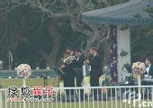 图:李嘉欣婚礼直击 外国乐队演奏增添气氛