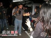 组图:李嘉欣婚宴开始在即 大会为媒体派发晚餐