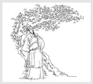 但有些人种树,虽然有心想好好栽培,但由于不懂根本的道理,栽下时树根