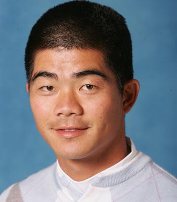 图文:08高尔夫世界杯球员一览 中国选手梁文冲