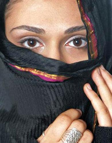阿拉伯女子