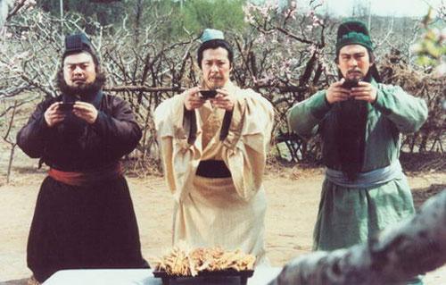桃园三结义是《三国演义》中经典的情节