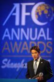 图文:2008亚足联颁奖典礼 最佳教练西野郎