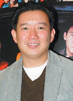 老电影明星演员照片_电影《停车》香港演员杜汶泽到台湾宣传新片.