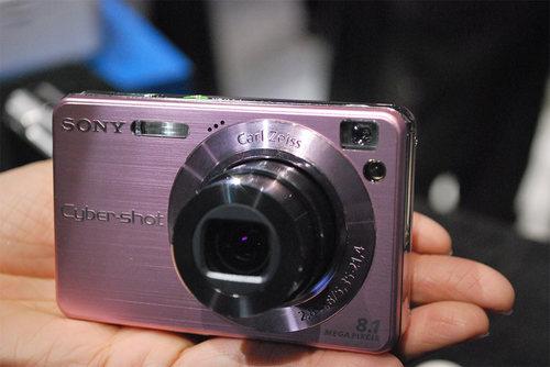 28mm广角5倍光变 索尼W系4款新品发布