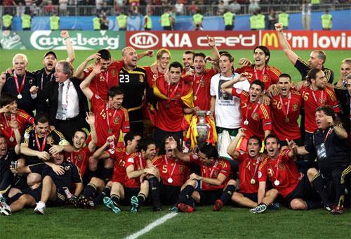 欧洲杯夺冠了 世界杯还远么?