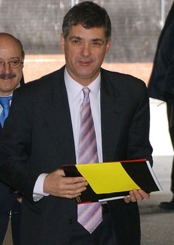 西班牙足协主席-比利亚尔:我们准备好了!