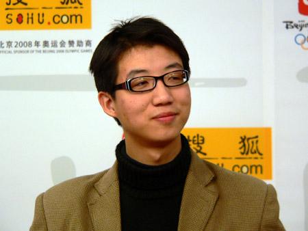 清华大学职业发展协会培训发展部主席杨靖