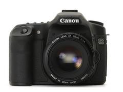 配18-200mm防抖镜头 佳能单反50D套机上市
