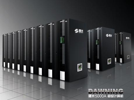 曙光5000A+AMD产品
