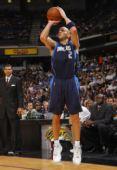 图文:[NBA]小牛客场胜国王 记得外线远投