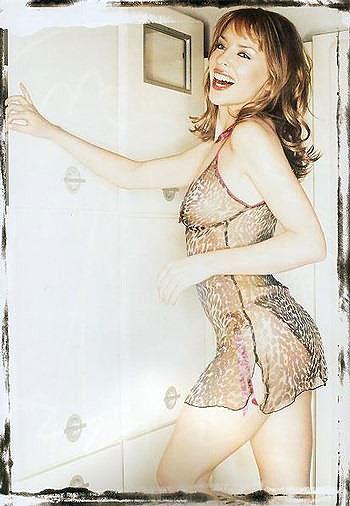 凯莉·米洛-澳洲天后凯莉 米诺明年发专辑 老歌翻新
