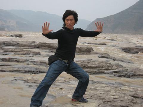 《李小龙传奇》武术指导--郭绍恒