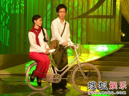 08冠军唐汉霄知青造型演绎《小芳》