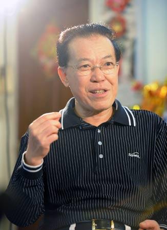 11月6日,卢瑞华在广州接受了佛山传媒集团的联合采访