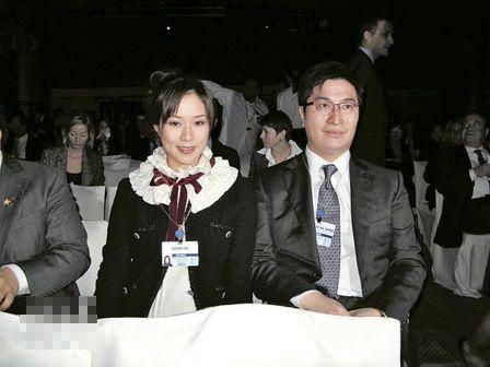 徐子淇与李家诚热心做慈善事务,为肚中宝宝做个好榜样
