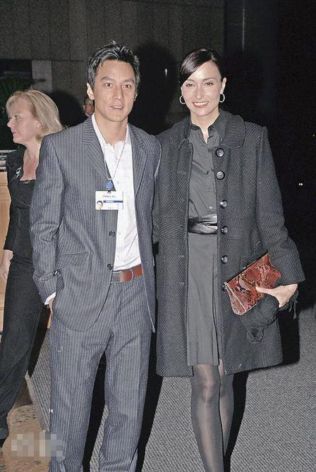 吴彦祖带同女友Lisa S.出席晚宴,对克林顿赞不绝口