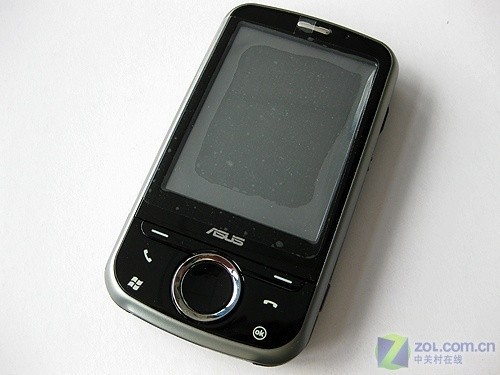 图为:华硕P320手机-智能导航机也玩小巧 华硕P320大降370元