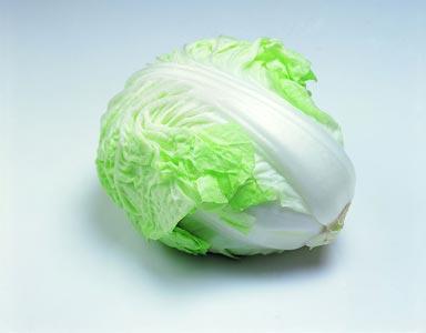 大白菜冬天的健康吃法.