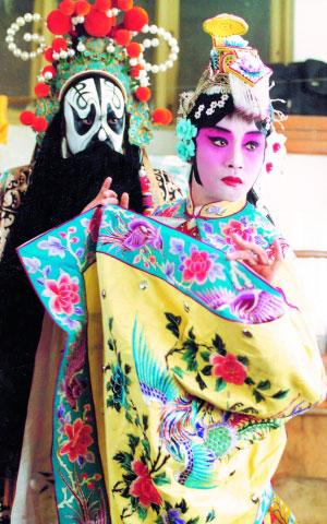 张国荣的伶人形象已成经典