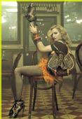 麦当娜代言时尚品牌广告出炉 造型华丽而复古