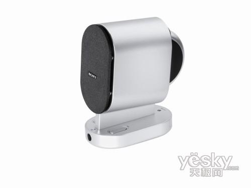 索尼发布麦比斯箱体多媒体音箱SRS-ZX1
