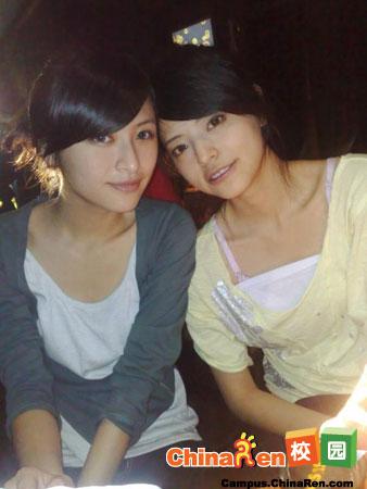 杭州某大学美女生活照集合-ChinaRen校园