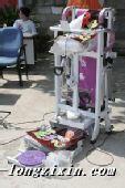 龙子心捐助--黔南行捐赠给戒毒所的健身器材