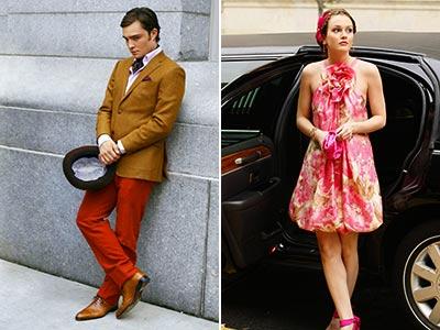 Chuck Bass & Blair Waldorf《绯闻少女》