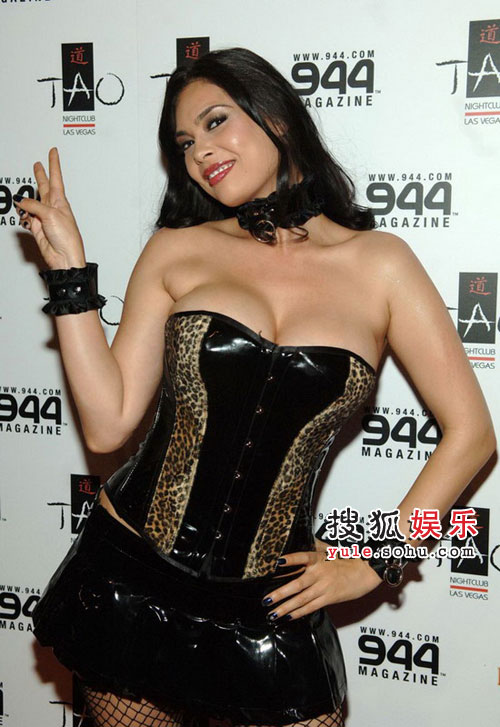 亚裔成人影片天后级人物Tera Patrick