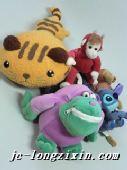 龙子心捐助--捐赠给孤儿院的一部分玩具