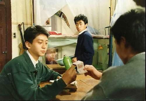 而韩小乐则是最普通中学生的代表