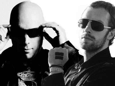 Joe Satriani VS Coldplay