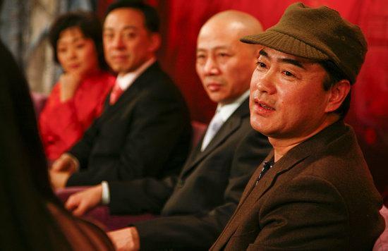 李胜素及《赤壁》服装设计师宋立