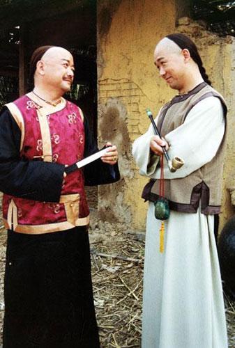 张国立和王刚,戏里斗了整整二十年